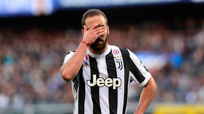 Highlight Sampdoria 3-2 Juventus, 19 November 2017