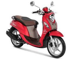 Yamaha New Fino Grande Tubeles