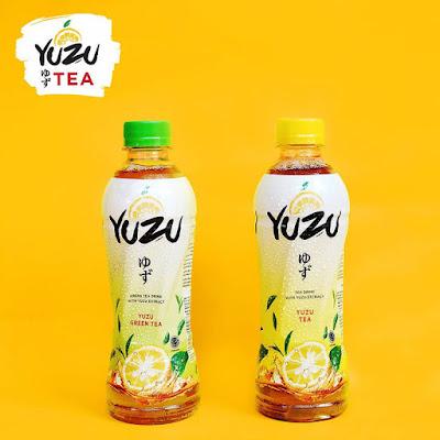 Minuman Yuzu Lemon Kaya Vitamin C