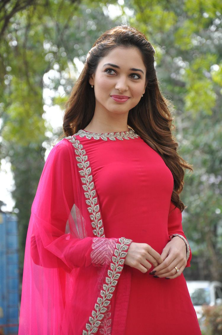 tamanna actress at bengal tiger event stills - (15) | telugu actress