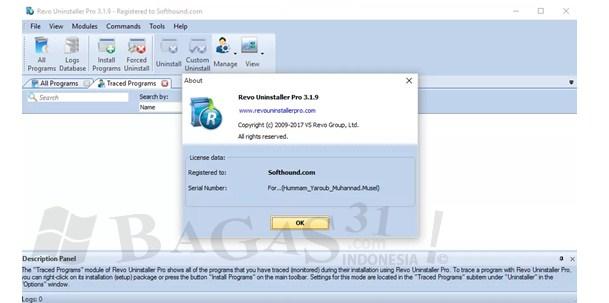Download Software Revo Uninstaller Pro 3.1.9 Full Version + Crack [LATEST 2017]