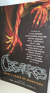 Creatures - 30 Years of Monsters Book Cover