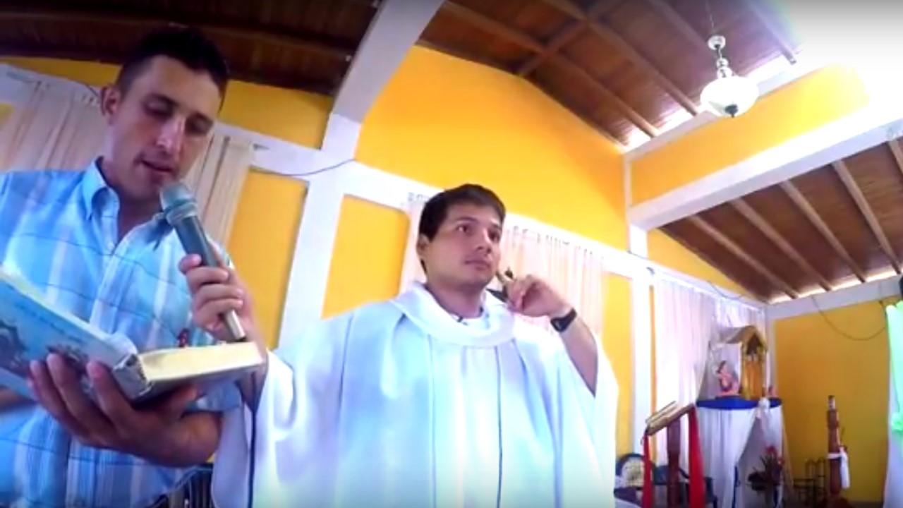 Reza el Rosario ن: Padre Marcos Galvis: El Rosario Si es Bíblico
