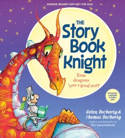 Purrfectly Bookish Kids' Review: The Storybook Knight