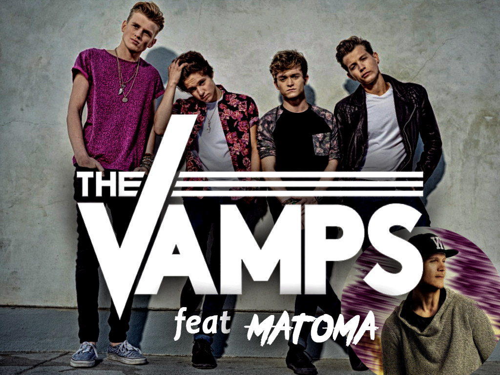All Night The Vamps feat. Matoma