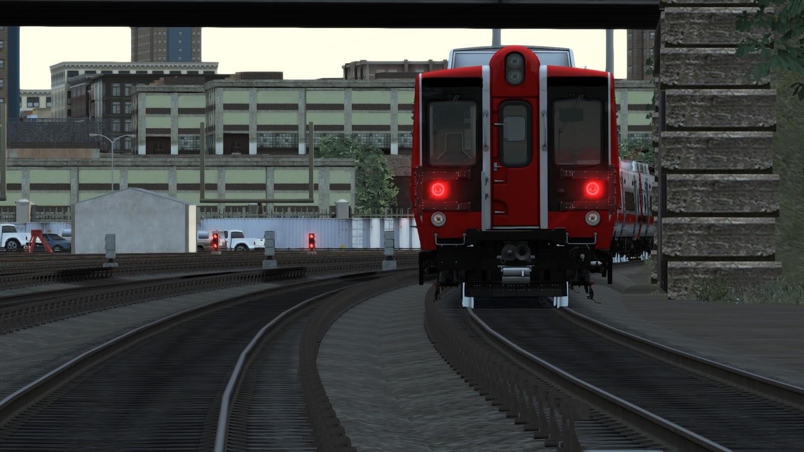 TrainKidKris: Openbve Pics, NYC Subway information and Railroads
