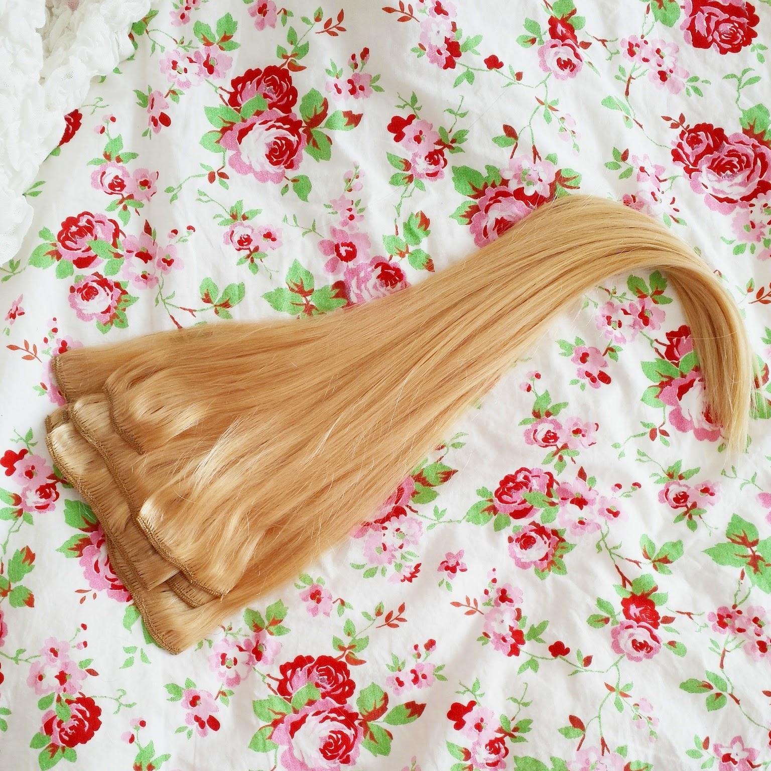 Rapunzel extensions farben