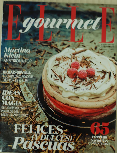 Revista elle gourmet diciembre 2017