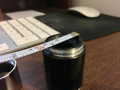 eyepiece barrel diameter
