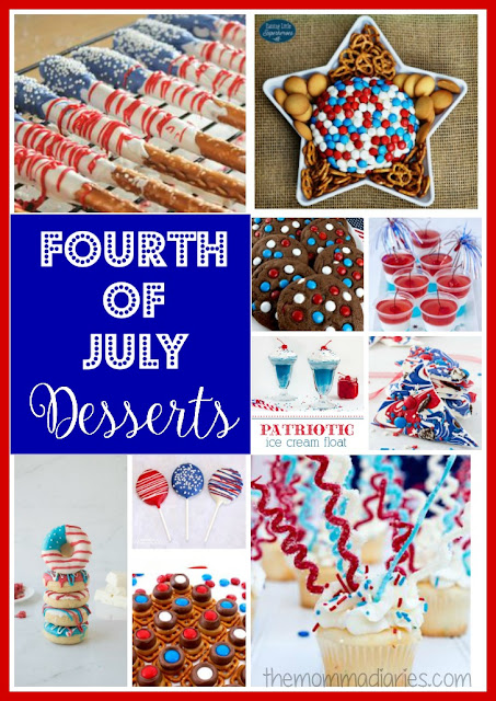 Fourth of July Desserts, 4th of July Desserts