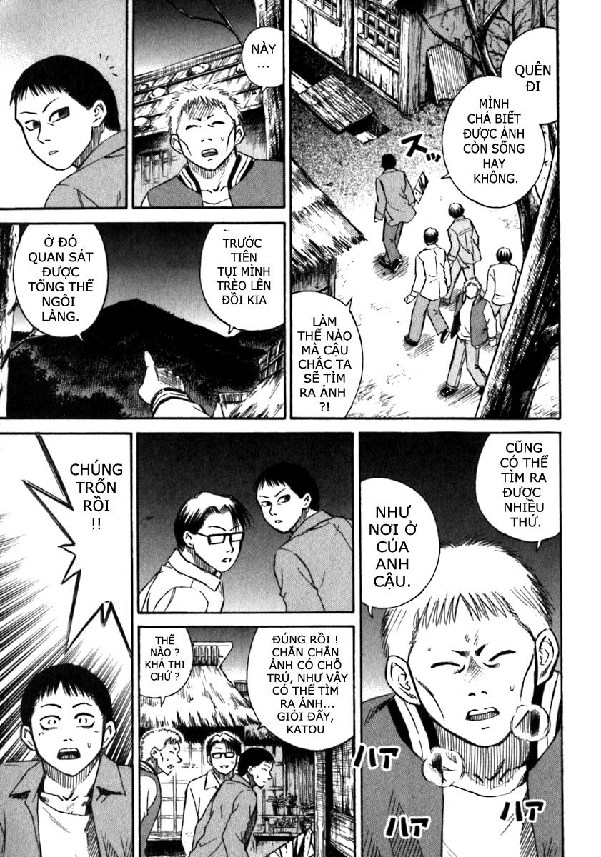 Higanjima chapter 24 trang 11