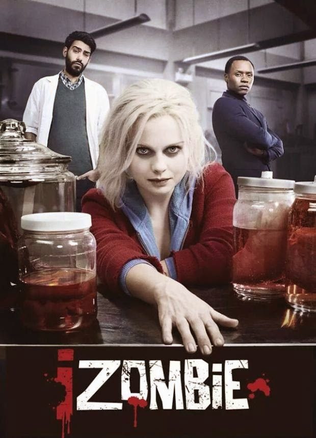 iZombie The CW