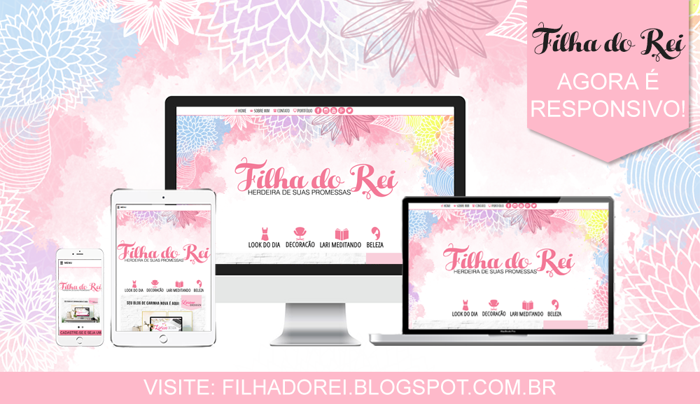 blog filha do rei