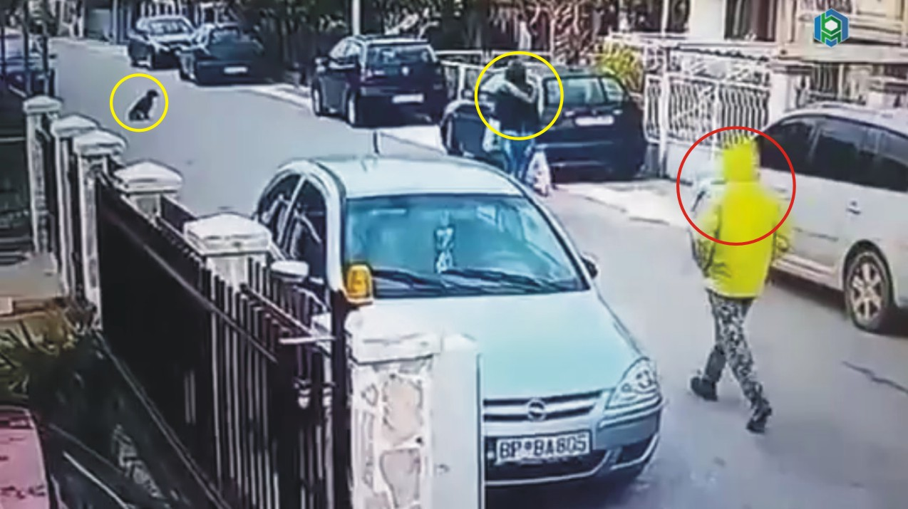 dirampok di tengah jalan