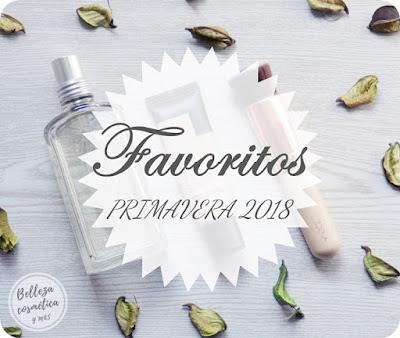 blog belleza favoritos