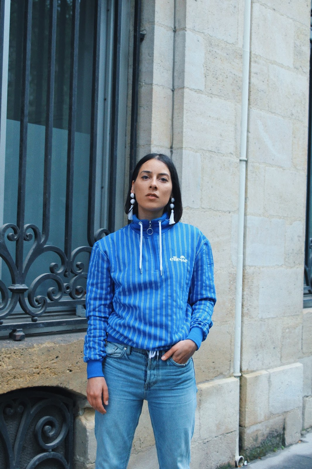 comment porter du street-wear, tendance 2018, printemps elles