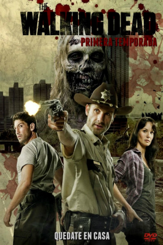 The Walking Dead [Temporada 1] [2010] [DVDR] [NTSC] [Latino]