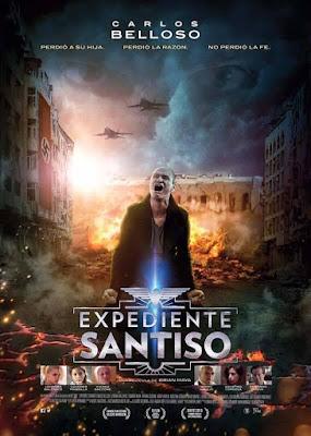Expediente Santiso 2016 DVD Custom NTSC Latino