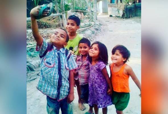 Bahagia Cara Kanak-kanak