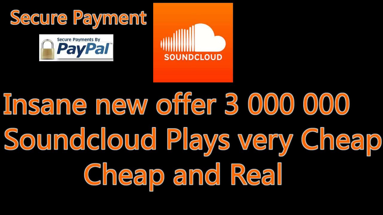 300 Soundcloud Plays