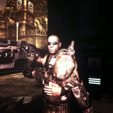The Chronicles Of Riddick Assault on Dark Athena PC Game Free Download