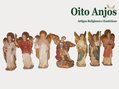 7 Anjos - Sete Anjos * Oito Anjos Artigos Religiosos e Loja Esotérica