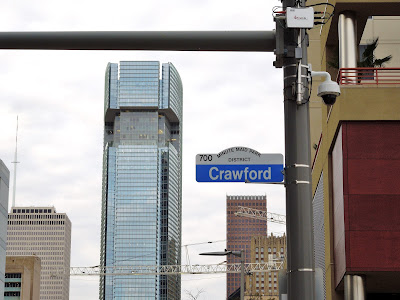 700 Crawford - Minute Maid District - BG Group Tower