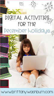 There are so many digital activities for your students to celebrate winter holidays. Whether your kids are celebrating at home or just learning about the traditions at school, they will love learning and collaborating with these engaging activities.