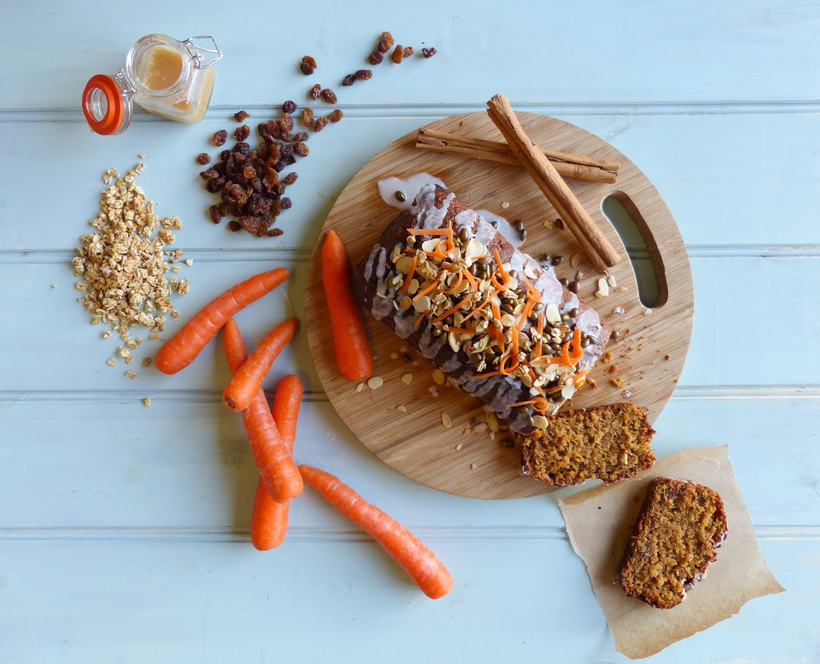 How To Make A Stoats Carrot Cake