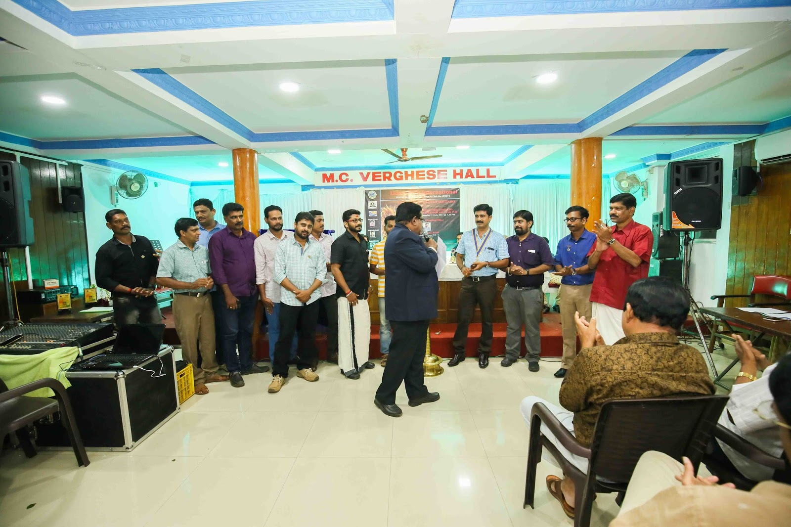 Lions Club of Calicut Solitaire
