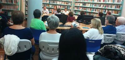 ΠΛΗΘΑΙΝΟΥΝ οι συναντήσεις της Λέσχης Ανάγνωσης στην Καλαμάτα