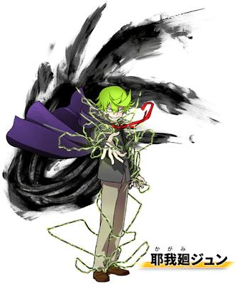 Jun Kagami, quién aun no tiene seiyuu
