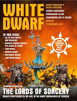 White Dwarf Weekly número 98 de diciembre