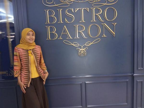 BISTRO BARON : Sajikan Menu Sarapan Yang Sehat nan Mewah!
