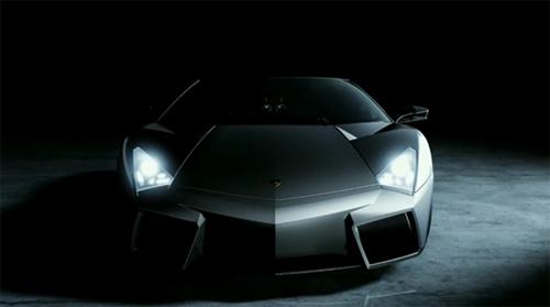 Hd-Car Wallpapers: Lamborghini Reventon Roadster Wallpaper