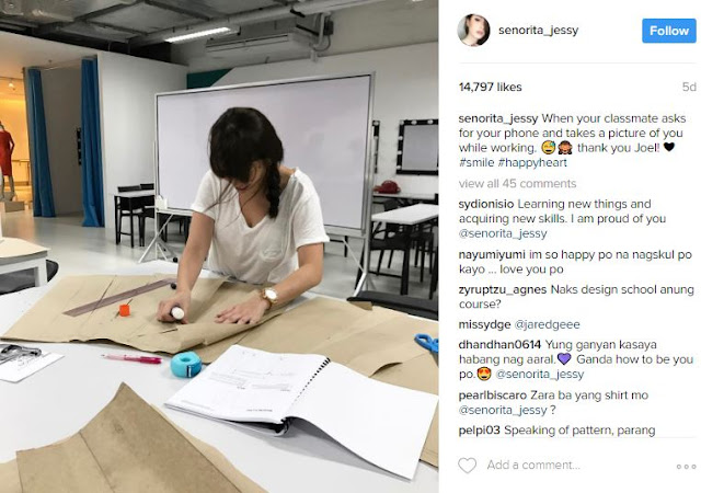 Jessy Mendiola Sets London Trip to Study Fashion Design