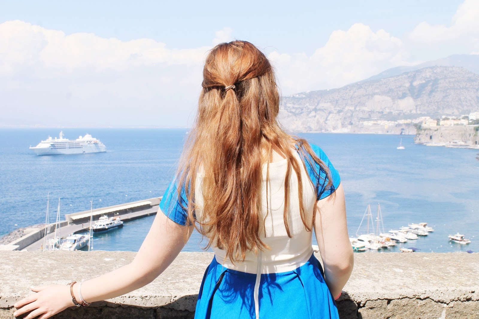 Sorrento Italy travel blog diary