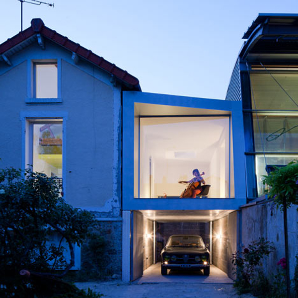 Garage Design Architecture: Top 5 Modern Garage Designs