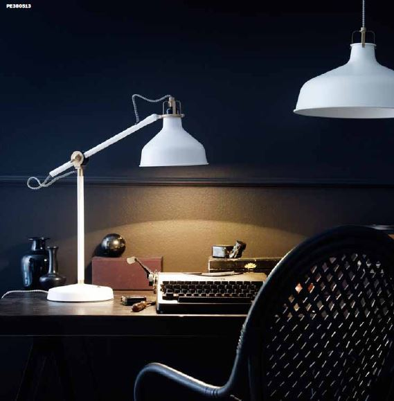 Ikea Ranarp Lamps - Desk Lamp and Pendant lamp - $40ea