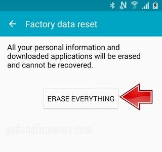Verifikasi Akun Email Samsung Galaxy J200F Tanpa OTG