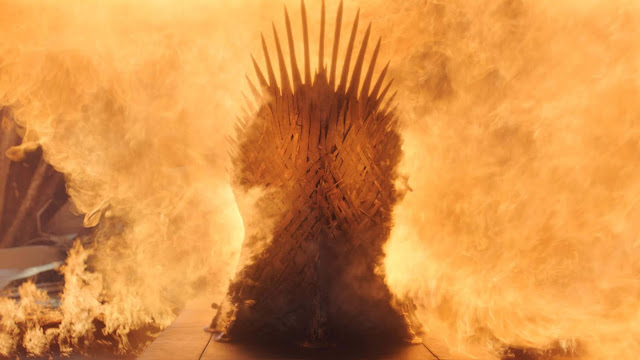 Trono de Hierro, 8ª Temporada, Juego de Tronos, Game of Thrones, Opinion
