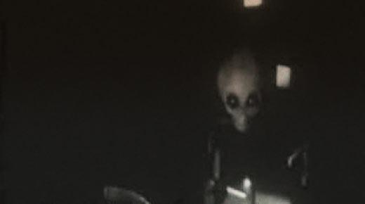 Resultado de imagen de extraterrestre interrogado