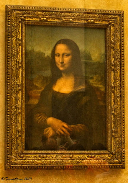 Louvre Paris Mona Lisa