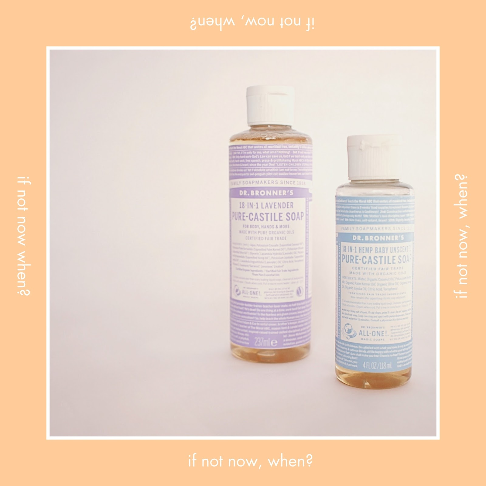 Why We Love Castile Soap