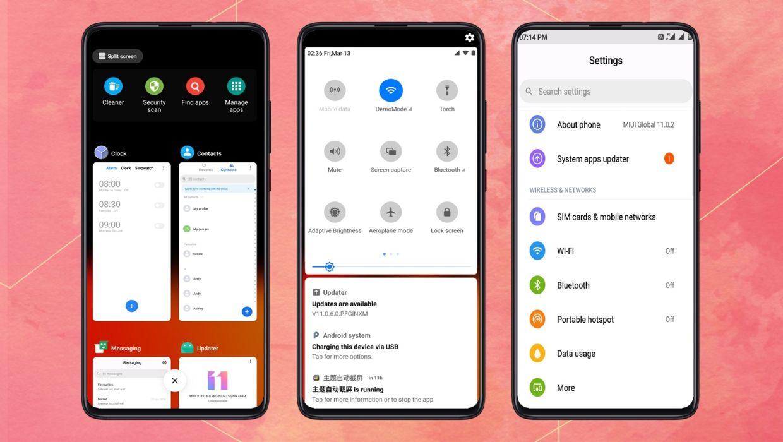 Google Pixel 4 MIUI Theme for Xiaomi Redmi Devices