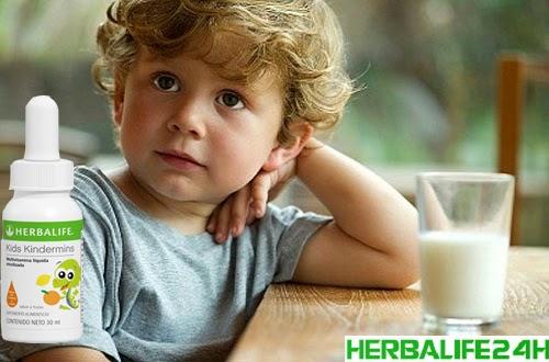 Cung cấp Herbalife Kindermins giá rẻ