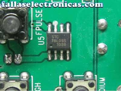 placa electronica oster