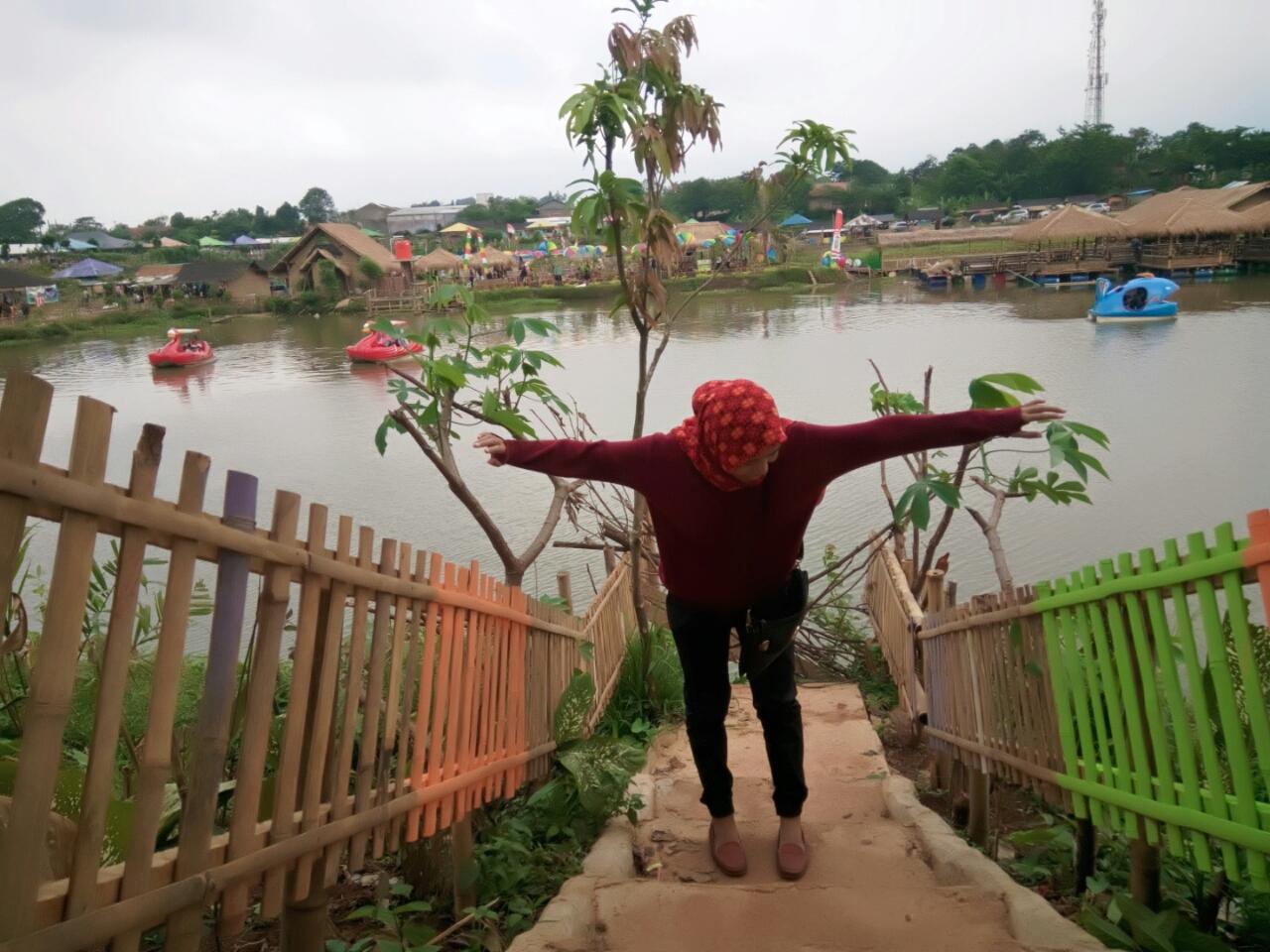 Ceritaku Ceritamu Taman Limo Cikarang Tempat Rekreasi