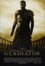 "Carátula del DVD: ""Gladiator"""