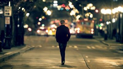 Você está sempre sozinho